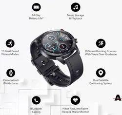 HUAWEI Watch GT 2 Sport (Matte Black, 46mm, 2 Weeks Battery,