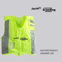 Male Polyester Safety Jacket