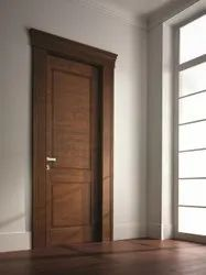 RE001 Wooden Laminated Door