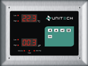 Clean Room - Temperature & Room Pressure Monitor