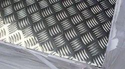 Aluminium Checkered Plate 5052