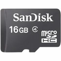 Sandisk 16gb Micro Sd Card, For MOBILE