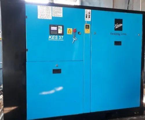 Kirloskar Screw Compressor