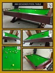JBB Premium Quality Designer Pool Table