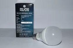 Ceramic Angled Front Polycab LED Bulb