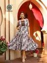 Aradhna Fashion Glam Girl Vol 4 Rayon With Embroidery Work Fancy Kurti Catalog