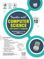 Naveen Gupta,Shailender Gupta English Class 12 Together With Computer Science Book