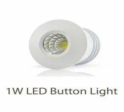 Ceramic 1W LED Button Light