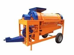 Maize Thresher Machine Tractor Operated