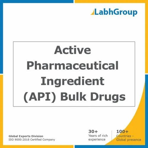 Active Pharmaceutical Ingredient (Api) Bulk Drugs
