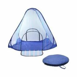 Zipper PVC Baby Mosquito Net, Size: Small