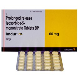 Imdur 30/ 60mg Tablet PR