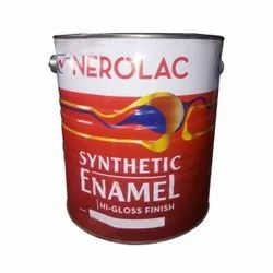 High Gloss Water Based Paint Nerolac Synthetic Enamel