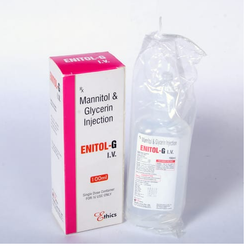 Mannitol 10% with Glycerine 10% in 100ml