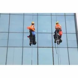 Facade/Glass Glass Cleaning Service In Gurgaon