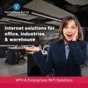 Fiber Internet Leased Line Service, Wireless Lan