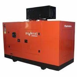 82.5 kva Mahindra Diesel Generator