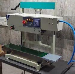 Nitrogen Gas Flushing Sealing Machine