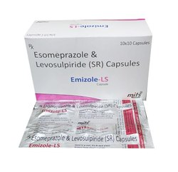 Esomeprazole & Levosulpiride SR Capsule