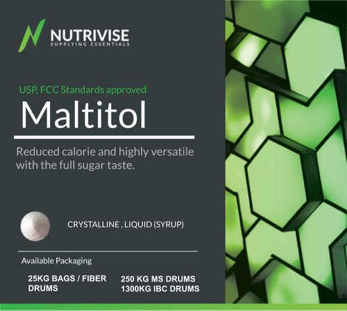 Crystalline Maltitiol