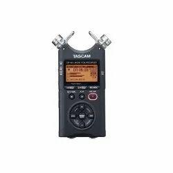 DR-40 4-Track Handheld Digital Audio Recorder