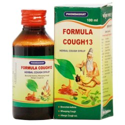 Ayurvedic Cough Syrup, 100 ml