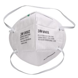 Disposable 3M 9002 Mask