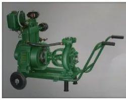 Topland Comet Type Diesel Engine Pump Set