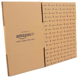 Cardboard Brown 5 Ply Carton Box, For Electronics