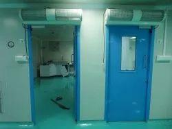 Hospital  Air Curtain