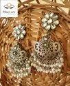 Long Jhumka Earrings