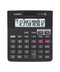 Casio MJ120d calculator