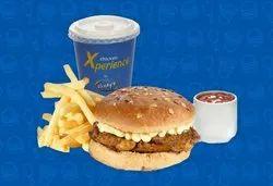 Venkys Grilled Chicken Burger, For Restaurants