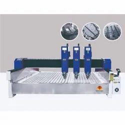 CNC Multi Head Stone Engraving Machine