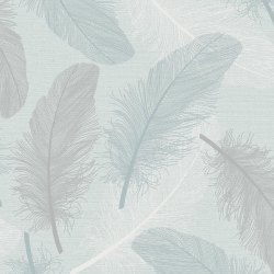 leaf pattern pvc wllpaper