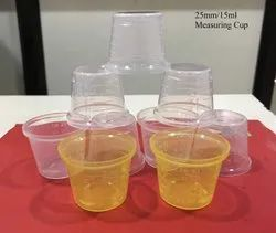 25MM/15ML Conical Measuring Cups