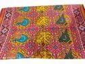 Handloom Party Wear Semi Patola Silk Saree, Handwash And Machine Wash, 5.5m(with Blouse Piece)