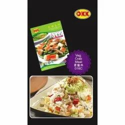 Vegetarian Crab Meat, 50 G, Packaging Type: Pouch Packet