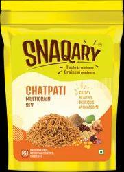 Snaqary Chatpati Multigrain Sev, Packaging Type: Vacuum Pack, Packaging Size: 100gm
