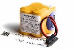 Panasonic BR-2/3AGCT4A 6V Battery, Battery Type: Lithium-Ion, 600g