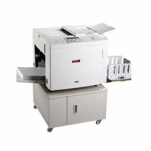 Rongda RD 3608 Digital Duplicator Copy Printer