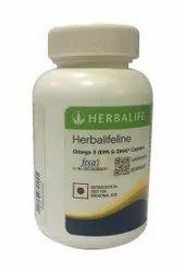 Herbalifeline Omega 3 Capsules, Non prescription