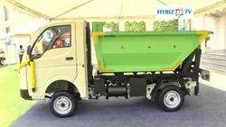 Hydraulic Garbage Tipper