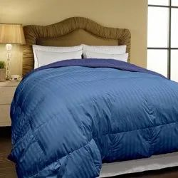 Micro Stripe Dyed Bed Comforter