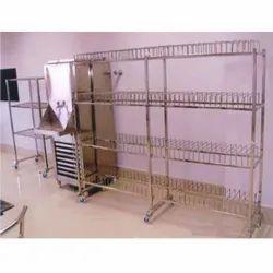 Steel Kitchen Rack