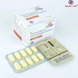 Nimesulide 100mg Paracetamol 325mg