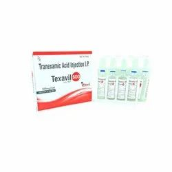 Tranexamic Acid Injection 500 Mg