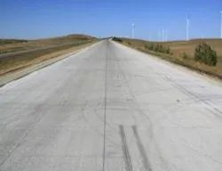 Thin Whitetopping Cement Road Construction Service