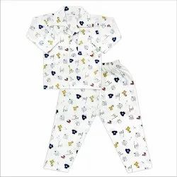 WB Print Sinker Night Suit For Unisex