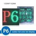 P6 Outdoor Led Module